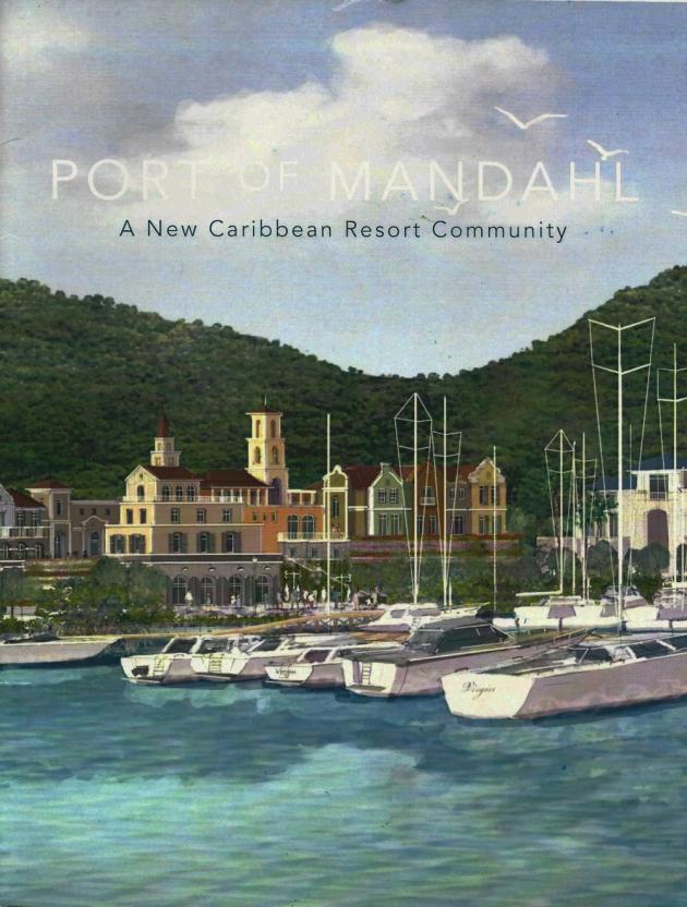 Port of Mandahl Page 1
